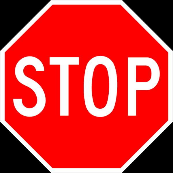 Straussenstop stoppt